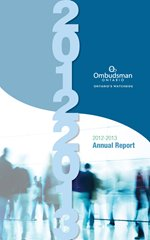 Ombudsman Annual Report