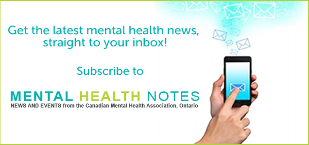 Highlight: Get the latest mental health news straight to your inbox! Subscribe to Mental Health Notes.