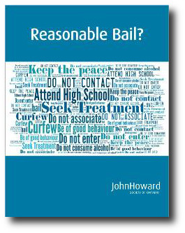 Reasonable Bail cover