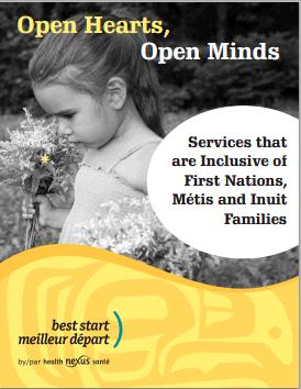 Open Hearts Open Minds report cover