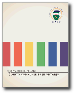 Best Practices in Policing and LGBTQ Communities