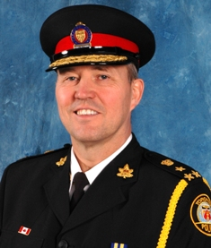 Toronto Police Chief Bill Blair