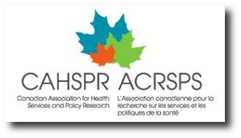 Canadian Association for Health Services and Policy Research Logo