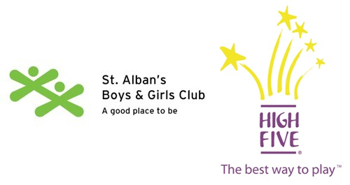 high five and st albans boys and girls club