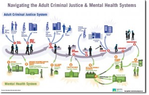 Adult Criminal Justice Map