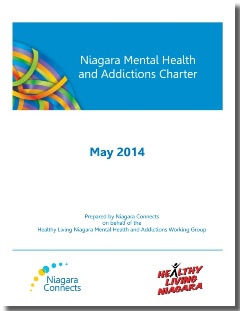 Niagara Mental Health and Addictions Charter. Link will open in a new window