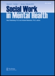 Social Work in Mental Health cover