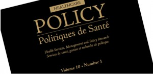 Image of Healthcare Policy Cover