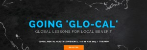 Screenshot from going glocal website