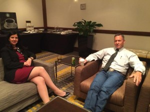 Mental health advocate Clint Malarchuk and CMHA Ontario CEO Camille Quenneville sat down with Pauline Chan to discuss mental health.