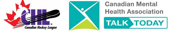 CHL and CMHA logos
