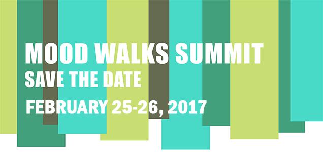 Mood Walks Summit Save the Date