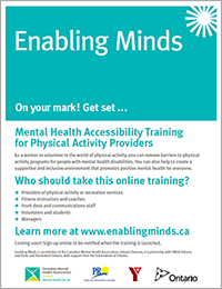 Enabling Minds flyer