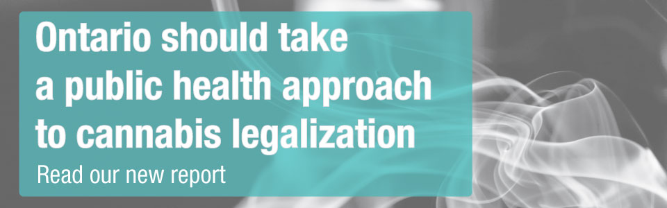 Cannabis legislation should increase mental health funding, educate youth and promote zero tolerance in cars