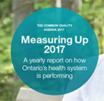 Measuring Up 2017 Cover
