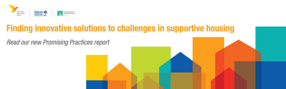 New report shares innovative solutions to challenges in supportive housing