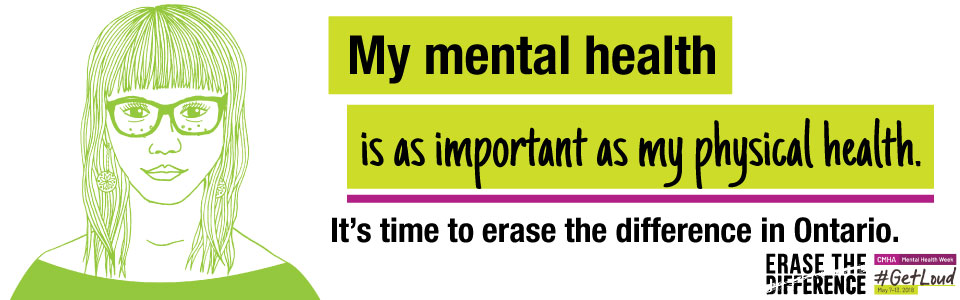 30 days to provincial election and 10,300+ Ontarians are voting for mental health
