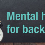 Mental Health tips for back to school we b banner 2018
