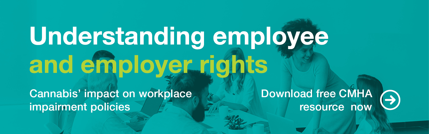New, free CMHA resource helps employers  update impairment policies post-cannabis legalization