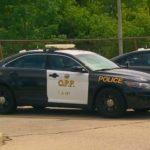 Photo of OPP police car