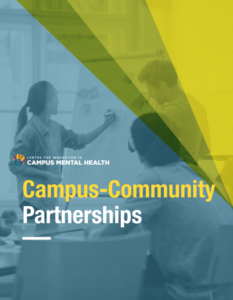 CICMH Campus Community toolkit cover page