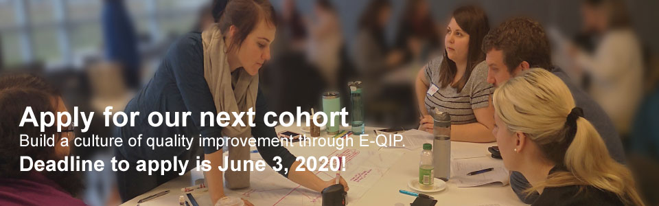 E-QIP project coaching applications now open