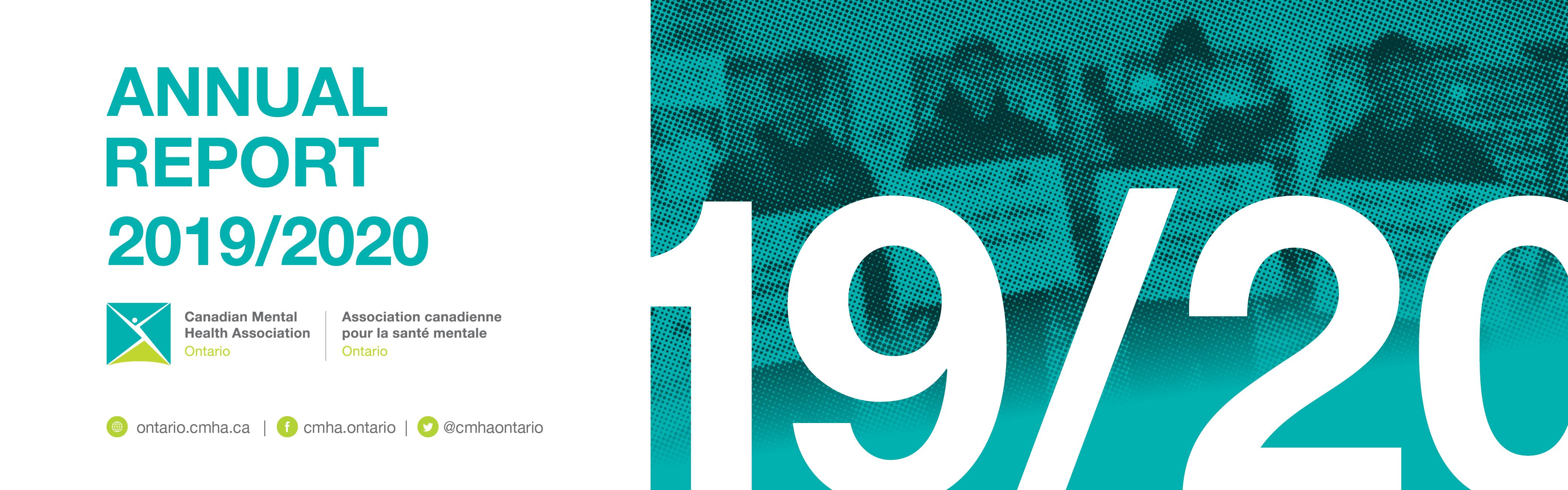 CMHA Ontario releases 2019-20 annual report