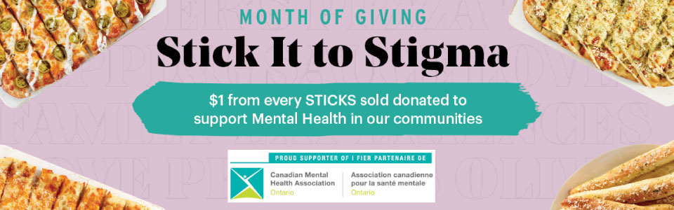 Toppers launches Month of Giving in support of mental health